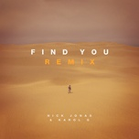 find you remix (single) - nick jonas, karol g