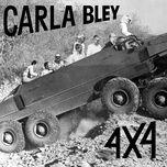 4 x 4 - carla bley