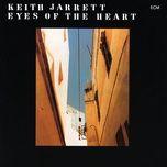 eyes of the heart (pt. 1 / live) (single) - keith jarrett