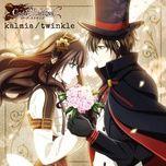 kalmia / twinkle (single) - mia regina, saori hayami