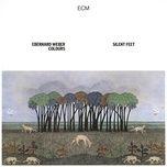 silent feet (single) - eberhard weber, colours