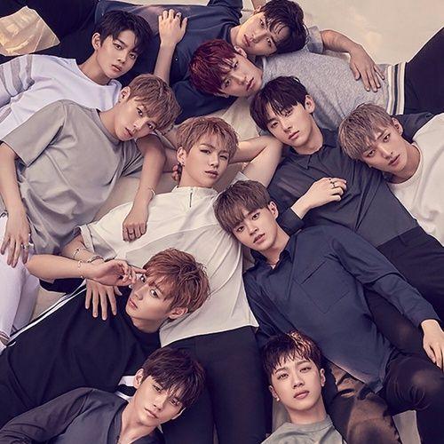 Boy group Wanna One