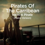 he is a pirate (from pirates of the caribbean) (single) - martin ermen