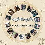 rock hard live - nightingale