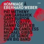 hommage a eberhard weber - v.a