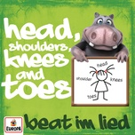 head, shoulders, knees and toes (beat im lied) (single) - hippo-pop, nilpferd
