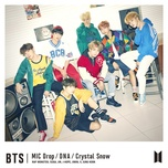 mic drop / dna / crystal snow (japanese single) - bts (bangtan boys)
