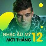 nhac au my moi thang 12/2017 - v.a
