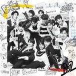 the first (debut mini album) - the boyz