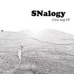 the first step ep (mini album) - snalogy