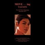 move-ing (the 2nd album repackage) - tae min (shinee)