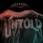 untold (single) - alex price