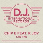 like this (single) - chip e