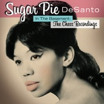in the basement: the chess recordings - sugar pie desanto