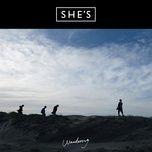 white (single) - she's