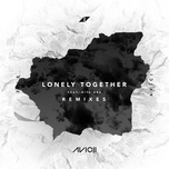 lonely together (remixes) (ep) - avicii