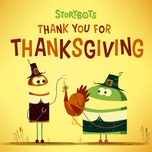 thank you for thanksgiving (single) - storybots