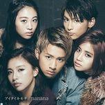 aitai kimochi / nanana (single) - lol