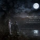piano collections final fantasy xv: moonlit melodies - yoko shimomura