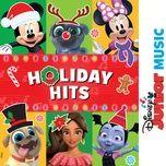 disney junior music holiday hits - v.a