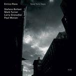 new york days - enrico rava