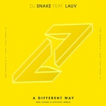 a different way (bro safari & etc!etc! remix) (single) - dj snake, lauv