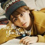 giang sinh yeu thuong (single) - thien khoi