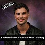 as long as you love me (single) - sebastian james hekneby