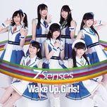 7 senses (single) - wake up girls!