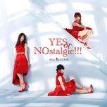 yes or nostalgic!!! (mini album) - mia regina