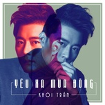 yeu xa mua dong (single) - khoi tran