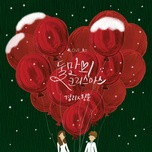 white christmas (single) - kyung ri (nine muses), jin woon (2am)
