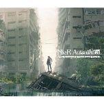 nier:automata arranged & unreleased tracks (cd2) - keiichi okabe