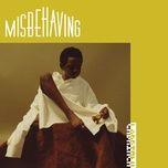 misbehaving (remix) (single) - labrinth, dram