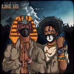 like us (single) - ayo & teo