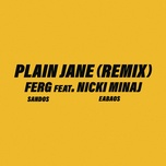 plain jane remix (single) - a$ap ferg, nicki minaj