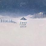 sound of winter (single) - park hyo shin