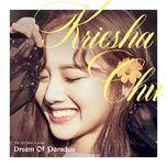 dream of paradise (mini album) - kriesha chu