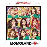 great! (mini album) - momoland