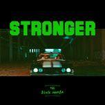 stronger (single) - black mamba