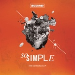 so simple (remixes) (ep) - scorsi