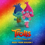 dreamworks trolls - the beat goes on! (music from season 1) (ep) - v.a