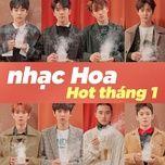 nhac hoa hot thang 01/2018 - v.a