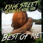 best of me (single) - dj teddy-o, richie loop