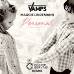 personal (cedric gervais remix) (single) - the vamps, maggie lindemann