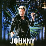 stade de france 98 - johnny allume le feu - johnny hallyday