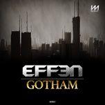gotham (single) - effen
