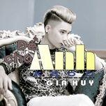 de cho anh khoc (single) - gia huy singer