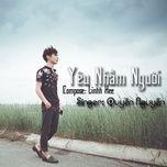 yeu nham nguoi cover (single) - quyen nguyen