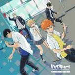 haikyuu!! 3rd season ost - yuki hayashi, asami tachibana